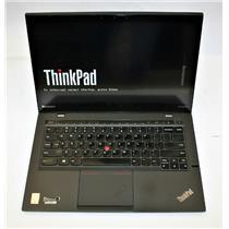 """Lenovo Carbon X1 2nd 14"""" Core i7 4600u 2GHz 8GB 256GB WiFi BT 2560x1440 Touch"""