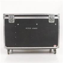 Jan-Al ATA Flight Road Tour Case Trunk w/ Tray Audio Video Drums Hardware #36617