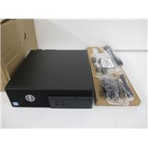 Dell TYXF8 Precision Tower 3420 -SFF Desktop- Core i5-7600 3.5GHz 16GB 1TB W10P