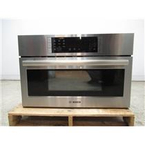"Bosch 30"" SS 1.6 Cu. Ft.10 Levels 2-in-1 microwave Speed Oven HMC80251UC"