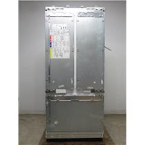 """Bosch Benchmark 36"""" LED Sidewall Integrated French Door Refrigerator B36IT800NP"""