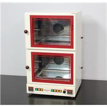 Biometra Duo-Therm OV5 Hybridization Oven Incubator Dual Oven Chamber Laboratory