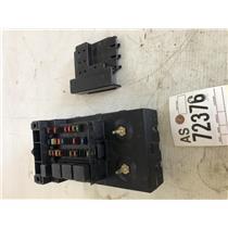 1999-2002 Ford F250 F350 7.3L Lariat fuse box gem modulet f81b-14a067-ep as72376