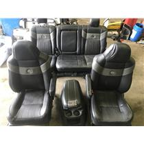 2005-2007 Ford F350 Harley Davidson edition seats and centre console crew cab