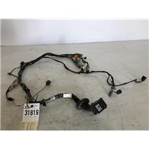 2011-2013 Ford F350 6.7L drivers front door wiring harnesses