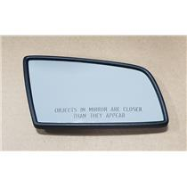 BMW 5 Series Right Passenger Side View Mirror Glass 51167168182 OEM