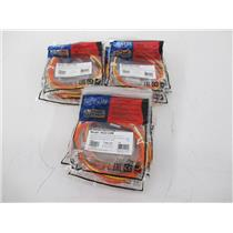 LOT OF 16 - Tripp Lite N422-02M 6ft Mode Conditioning Patch Cable LC/ST