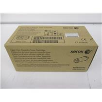 Xerox 106R04014 VersaLink C505 High Capacity cyan toner cartridge
