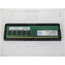 Dell SNPMT9MYC/8G - 8GB - 1RX8 DDR4 UDIMM 2400MHz ECC MEMORY