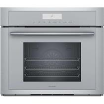 Thermador 30 Inch SoftClose Self-Clean and Wi-Fi Stainless Wall Oven MEDS301WS