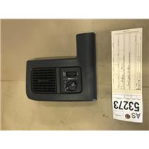 2003-2005 Dodge 2500,3500 5.9L cummins black headlight switch tag as53273