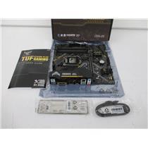 ASUS TUF B360M-PLUS GAMING LGA 1151 Intel B360 SATA 6Gb/s Micro ATX Motherboard