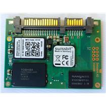 Swissbit Industrial 100GB SSD X-64s Series SLIM SATA III MO-297 6 Gbit/s pSLC !!