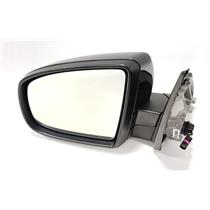 BMW E70 X5 Side View Door Mirror Left Driver With Top View Camera GENUINE OEM