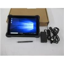 "DT Research 301T-7PB5-485 Rugged Tablet DT301T -10.1""- Core i5-6200U 8GB 128GB"