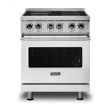 Viking Professional 5 Series 30 Inch Electric Freestanding Range VER5304BSS