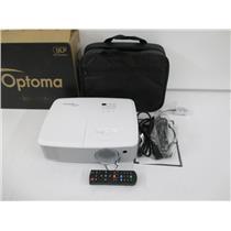 Optoma X355 Optoma XGA Business Projector 3500 ANSI Lumens (2-HOURS)