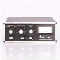 dbx 161 VU Compressor Limiter #36789