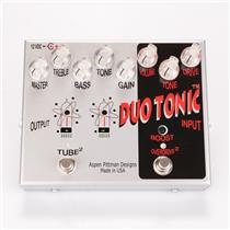 Aspen Pittman Designs Duotonic Tube Preamp Overdrive Boost Guitar Pedal #36788