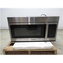 "Bosch 300 30"" 300 CFM Ventilation Over-the-Range Microwave Oven HMV3053U (4)"