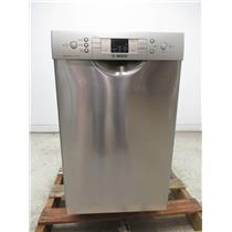 "Bosch 300 Series 18"" SS 46dBA AquaStop Plus Built-In-Dishwasher SPE53U55UC (4)"