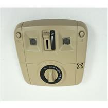 2003-2007 Cadillac CTS Overhead Console with Map Lights Sunroof Switch