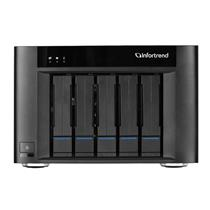 EonStor GSe Pro 100 5-bay 20TB desktop cloud-integrated unified storage NAS SAN