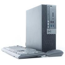 Dell Optiplex 7040 Desktop Computer Intel i5 6th Gen. 3.4GHz 8GB RAM 256GB SSD