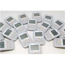 Lot of 18 Promethean ActivExpression 2 PRM-AE2-01 Handheld Devices Only