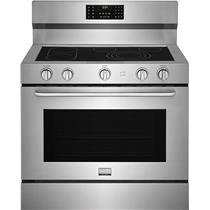 FRIGIDAIRE GALLERY FGEF4085TS 40 Inches Electric Range with True Convection