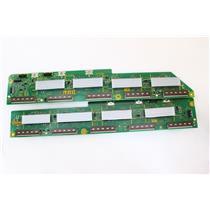 Panasonic TC-65PS14 SD & SU Boards TXNSD1DNUUJ / TXNSU1DNUUJ (TNPA4981/TNPA4982)