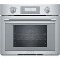 Thermador Professional Series PODS301W 30 In Single Wall Oven with Steam Program