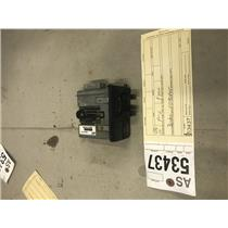 2008-2010 Ford F350 Lariat factory trailer brake controller tag as53437