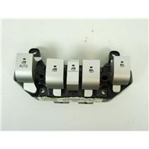 2009 Pontiac Torrent Master Driver Left Power Window Switch