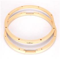 "Yamaha VH1408S 14"" 8-Lug Vintage Wood Hoop for Snare Drum 19-ply Maple #37321"