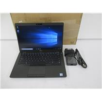 "Dell 49FTW Latitude 5401 Laptop Core i5-9400H 2.5GHz 16GB 256GB PCIe 14"" W10P"