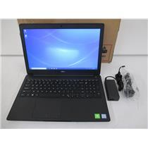 """Dell 5M0K8 Latitude 3500 -15.6""""- Core i7-8565U 1.8GHZ 8GB 256GB NVMe W10P"""