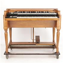 1956 Hammond B3 Blonde Organ w/ Rolling Dolly #37392