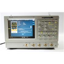 Tektronix TDS5054B-NV-AV 500MHz 5GS/s 4CH DPO Digital Phosphor Oscilloscope