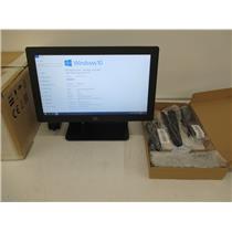 """ELO E353557 15.6"""" AIO Touchscreen Computer Celeron J1900 2GHZ 4GB 128GB SSD W10E"""