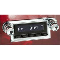 RetroSound Laguna Black Radio 64-66 Thunderbird Aux In