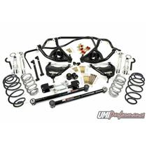 1964 Chevelle UMI Performance Suspension Handling Kit w/ Coilover Stage 4 Black
