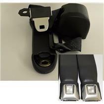 Morris Classic 3 Point Front Seat Belt 70-73 Challenger Barracuda Bucket Seat Pr