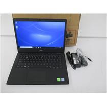 """Dell YHXR9 Latitude 3400 -14"""" Laptop - Core i7-8565U 8GB 256GB NVMe W10P w/WARR"""