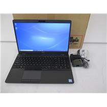 "Dell 2RCFY Latitude 5500 Laptop -15.6"" Core i5-8265U 8GB 500GB W10P -SEE DETAILS"