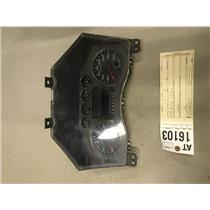 2008-2010 Ford F250 F350 6.4L Powerstroke diesel XLT gauge cluster tag at16103
