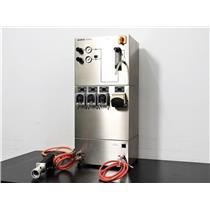 Used: Braun Biotech Sartorius BIOSTAT B-DCU Fermentor Bioreactor Tower w Stirrer Motor