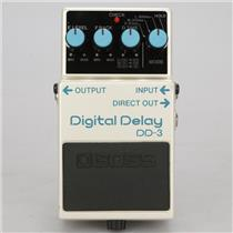 Boss DD-3 Digital Delay Guitar Effects Pedal Owned By Sick Puppies #37485