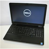 "Dell Latitude E6540 15.6"" WXGA Intel i5 4300M 8GB 160GB-SSD Chrome Graphics 4600"