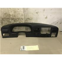 2005-2007 Ford f350 XLT dash bezel and heater controls at16060
